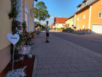45 Day 16 Regensburg Friesheim