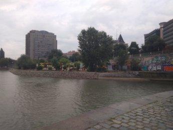 1 Confluence Wien river Donaukanal