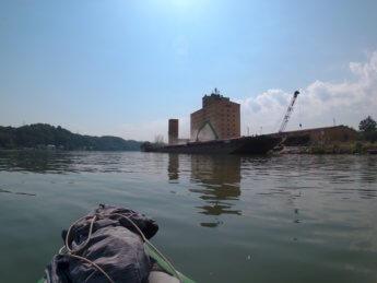 Kayak trip day 20 vilshofen an der donau passau 15