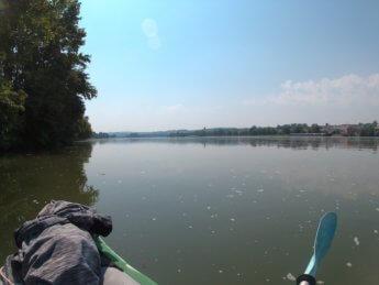 Kayak trip day 20 vilshofen an der donau passau 18