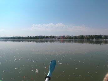 Kayak trip day 20 vilshofen an der donau passau 19