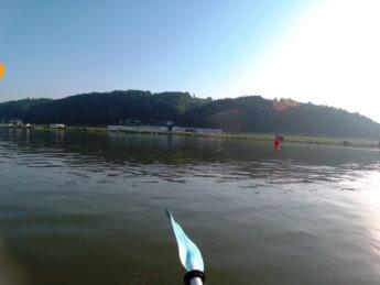 Kayak trip day 20 vilshofen an der donau passau 2