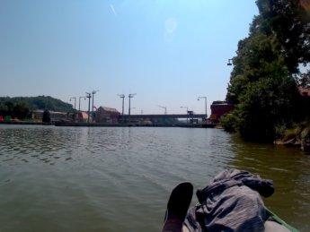 Kayak trip day 20 vilshofen an der donau passau 23