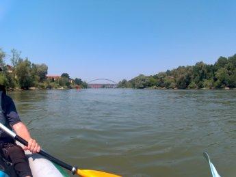 Kayak trip day 20 vilshofen an der donau passau 33