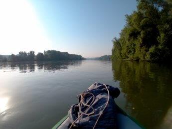 Kayak trip day 20 vilshofen an der donau passau 4