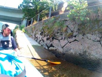 Kayak trip day 20 vilshofen an der donau passau 41