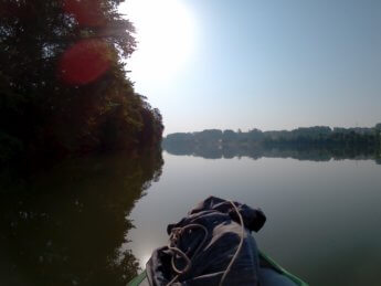 Kayak trip day 20 vilshofen an der donau passau 6