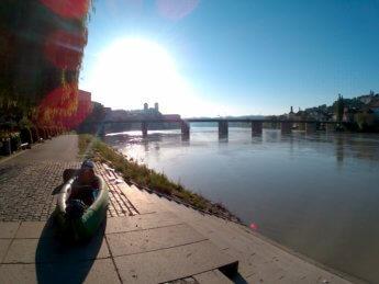 Day 21 Passau Engelhartszell 1