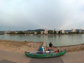 Linz to Au an der Donau 1