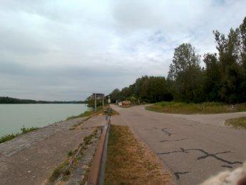 Linz to Au an der Donau 7