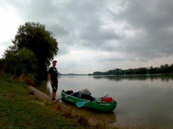 26 Au an der Donau to Grein 1