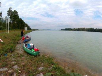 26 Au an der Donau to Grein 14