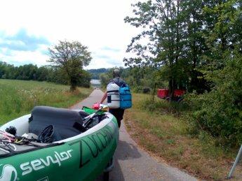 26 Au an der Donau to Grein 16