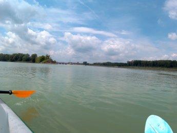 26 Au an der Donau to Grein 21