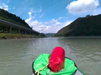 26 Au an der Donau to Grein 27