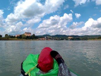26 Au an der Donau to Grein 28