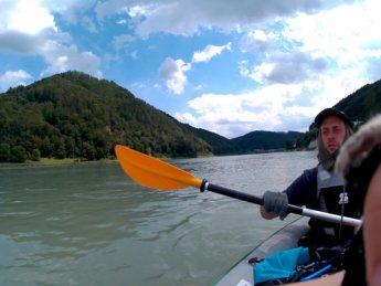 26 Au an der Donau to Grein 29