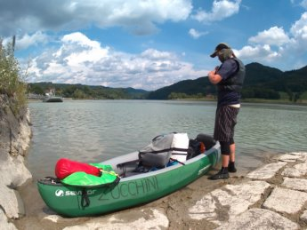 26 Au an der Donau to Grein 30
