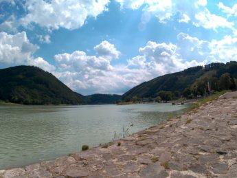 26 Au an der Donau to Grein 31