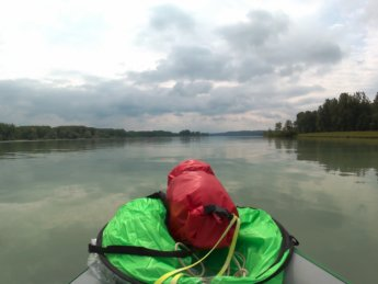 26 Au an der Donau to Grein 7