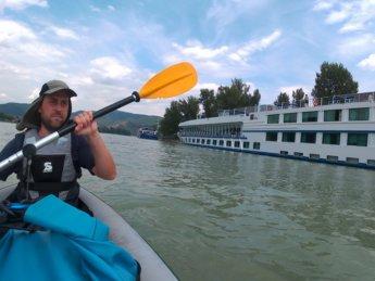 Day 29 Spitz to Stein an der Donau 19