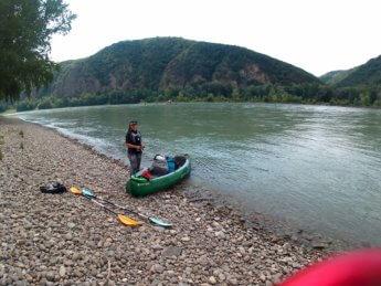 Day 29 Spitz to Stein an der Donau 21