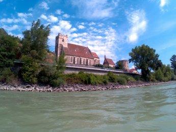 Day 29 Spitz to Stein an der Donau 5