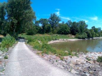 Day 30 Stein an der Donau Zwentendorf 19
