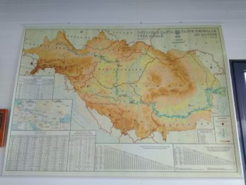 Day 35 - Bratislava Cunovo - Drainage basin Danube map 1998 floodplain