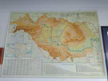 Day 35 - Bratislava Cunovo - Drainage basin Danube map 1998