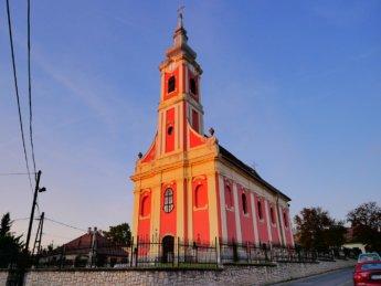 Baja Hungary Szent Miklós-templom