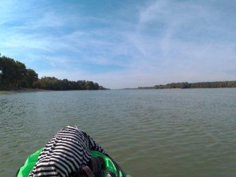 Day 46 Harta Paks Danube kayak 2