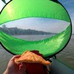 Day 46 Harta Paks Danube kayak 4