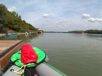 Day 46 Harta Paks Danube kayak 7