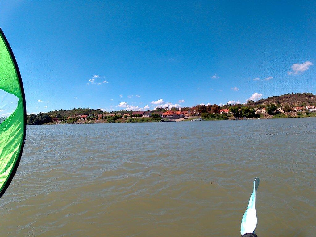 Day 49 Baja Mohács Hungary Danube canoe kayak 13