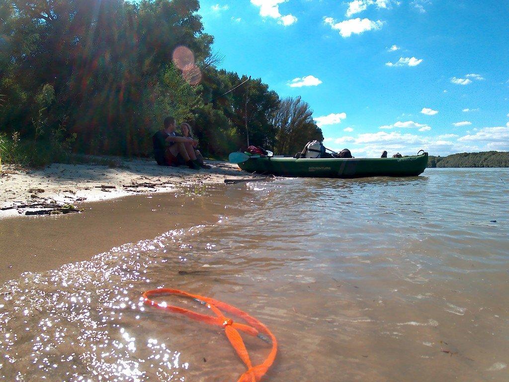 Day 49 Baja Mohács Hungary Danube canoe kayak 17