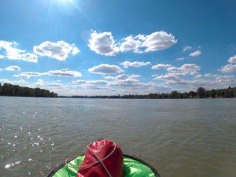 Day 49 Baja Mohács Hungary Danube canoe kayak 18