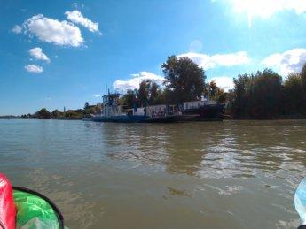 Day 49 Baja Mohács Hungary Danube canoe kayak 28
