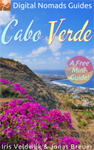 Digital Nomads Guides Cabo Verde Africa free mini guide