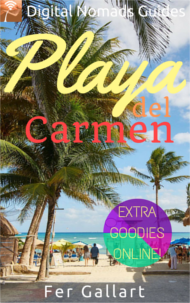 Digital Nomads Guides Playa del Carmen Mexico Central America travel book