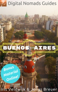 Digital Nomads Guides Buenos Aires Argentina South America travel book