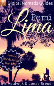 Digital Nomads Guides Lima Perú travel book