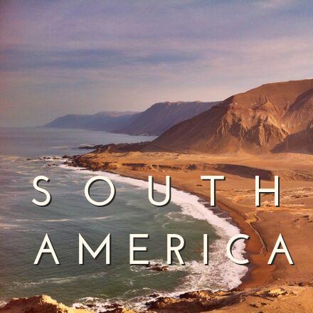 Regions South America