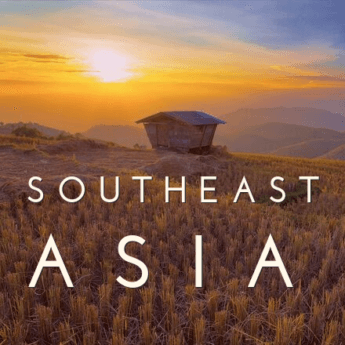 Regions Southeast Asia