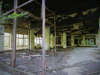2 abandoned military building devínska kobyla bratislava