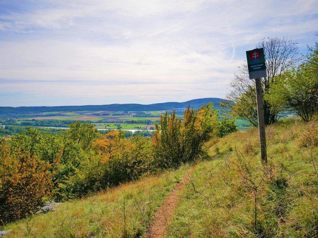 27 hiking trail Národná prírodná rezervácia devínska kobyla