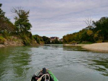 29 Danube river Karlova Ves kayak club