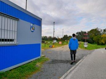 4 Border office closed Záhorská Ves Slovakia Slovensko
