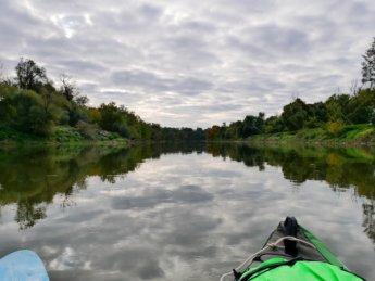 7 Reflections Morava river
