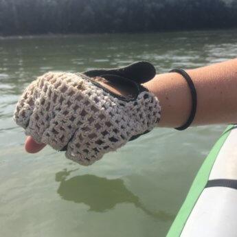 kayak gloves hoverfly